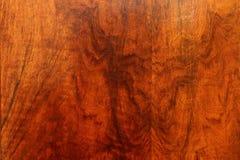 Textura de la madera contrachapada de Rose Fotografía de archivo libre de regalías