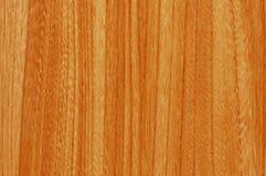 Textura de la madera roja Fotografía de archivo libre de regalías