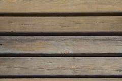 Textura de la madera sin pintar vieja imágenes de archivo libres de regalías