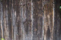 Textura de la madera Viejos tableros de madera Foto de archivo libre de regalías