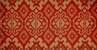 Textura de la manta Fotografía de archivo