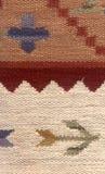Textura de la manta Imagen de archivo