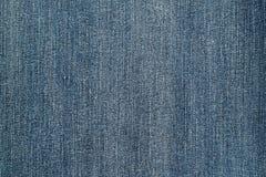 Textura de la mezclilla azul imagen de archivo libre de regalías