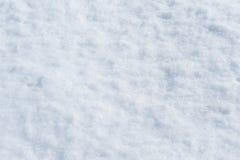 Textura de la nieve Foto de archivo libre de regalías