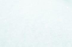 Textura de la nieve para el fondo Foto de archivo