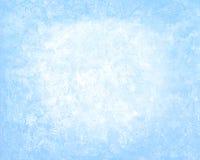 Textura de la nieve sobre el vidrio en invierno frío Fotografía de archivo libre de regalías