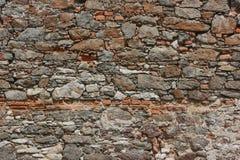 Textura de la pared antigua Foto de archivo libre de regalías