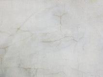 Textura de la pared blanca con la grieta Fotos de archivo