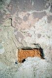 Textura de la pared de Grunge Fotos de archivo libres de regalías
