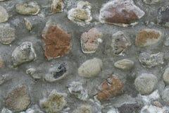 Textura de la pared de la piedra y del cemento Imagenes de archivo