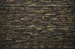 Textura de la pared de la roca Imagen de archivo libre de regalías