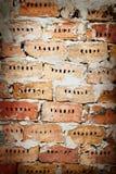 Textura de la pared de ladrillo Imagen de archivo