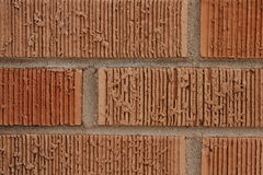 textura de la pared de ladrillo Imágenes de archivo libres de regalías