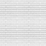 Textura de la pared de ladrillo - inconsútil Fotos de archivo libres de regalías