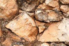 Textura de la pared de mármol vieja Fotografía de archivo