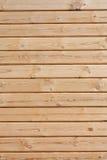 Textura de la pared de madera Imágenes de archivo libres de regalías