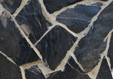 Textura de la pared de piedra Imagenes de archivo