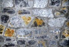 Textura de la pared de piedra Foto de archivo libre de regalías