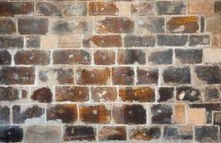 textura de la pared de piedra vieja Fotos de archivo libres de regalías
