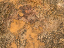 Textura de la pared de piedra vieja Fotografía de archivo libre de regalías
