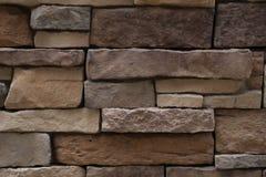 Textura de la pared de piedras Foto de archivo