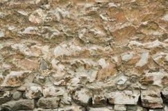 Textura de la pared del abandono Imagen de archivo
