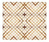Textura de la pared del listón en blanco Foto de archivo libre de regalías