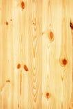 Textura de la pared del pino Fotos de archivo libres de regalías