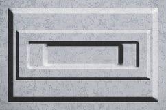 Textura de la pared del yeso Fotos de archivo