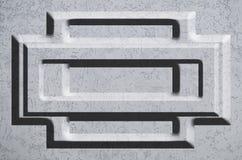 Textura de la pared del yeso Imagenes de archivo