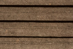 Textura de la pared del yeso del color de Brown Imágenes de archivo libres de regalías