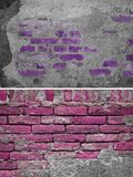 textura de la pared de ladrillo Fotografía de archivo