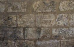 Textura de la pared de piedra antigua fotografía de archivo libre de regalías