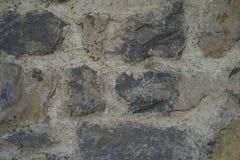 Textura de la pared de la roca Imagen de archivo