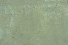 Textura de la pared vieja azul con las grietas Fotografía de archivo