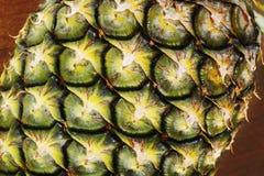Textura de la piña Foto de archivo libre de regalías
