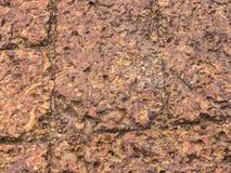 Textura de la piedra de piedra pómez Foto de archivo libre de regalías
