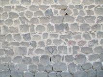 Textura de la piedra del castillo Fotografía de archivo libre de regalías