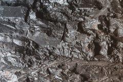 Textura de la piedra negra Fotos de archivo