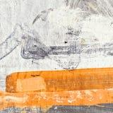 Textura de la pintura al óleo Fotografía de archivo libre de regalías