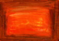 Textura de la pintura de la sepia de Brown imagenes de archivo