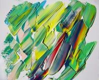 Textura de la pintura del arte abstracto imagen de archivo libre de regalías