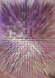 Textura de la pirámide Imagen de archivo