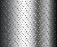 Textura de la placa del diamante Fotografía de archivo