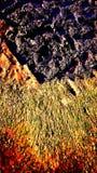 Textura de la playa Imagenes de archivo