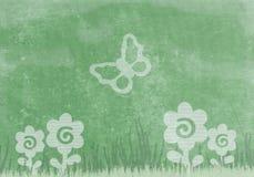 Textura de la primavera Imágenes de archivo libres de regalías