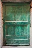 Textura de la puerta de entrada Imagen de archivo libre de regalías