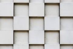 Textura de la puerta del metal blanco Foto de archivo