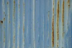 Textura de la puerta vieja Foto de archivo libre de regalías