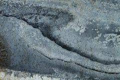 Textura de la quemadura Foto de archivo libre de regalías